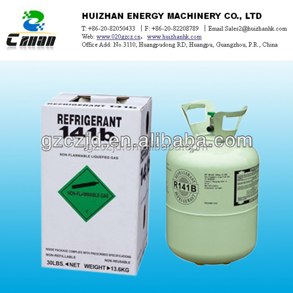 r11 replacement refrigerant r141b gas