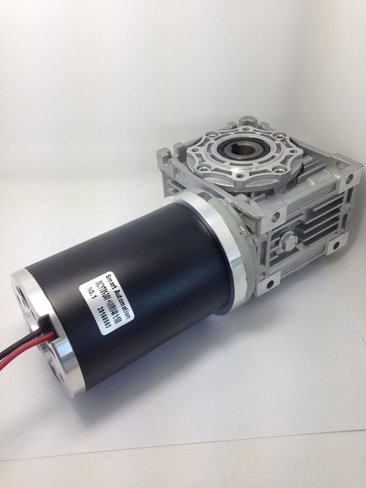 NMRV30.80ZYT Series high torque 12v 24v 36v 48v dc worm gear motor, power 100w 200w 300w