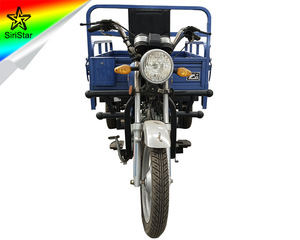 110Cc 3 Wheels Motorcycle Three Wheel Tricycle Cargo