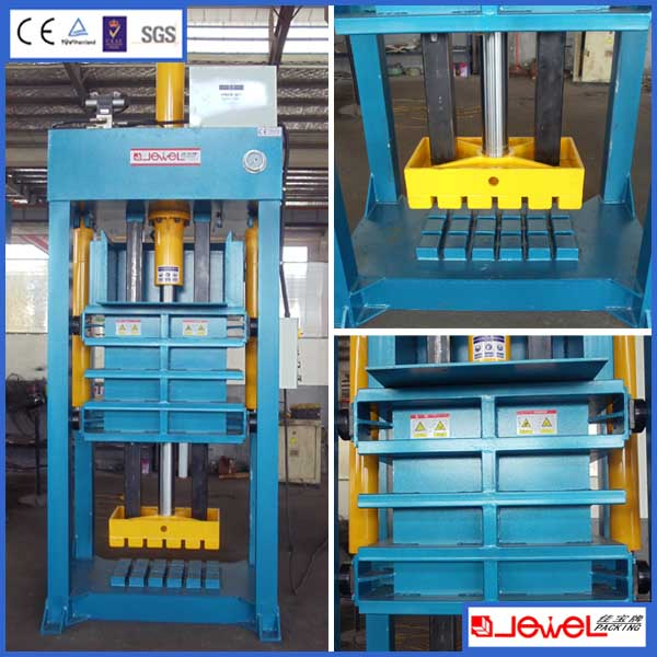 with 20 years experience JP30LT clothes baler machine , baler machine for used clothing