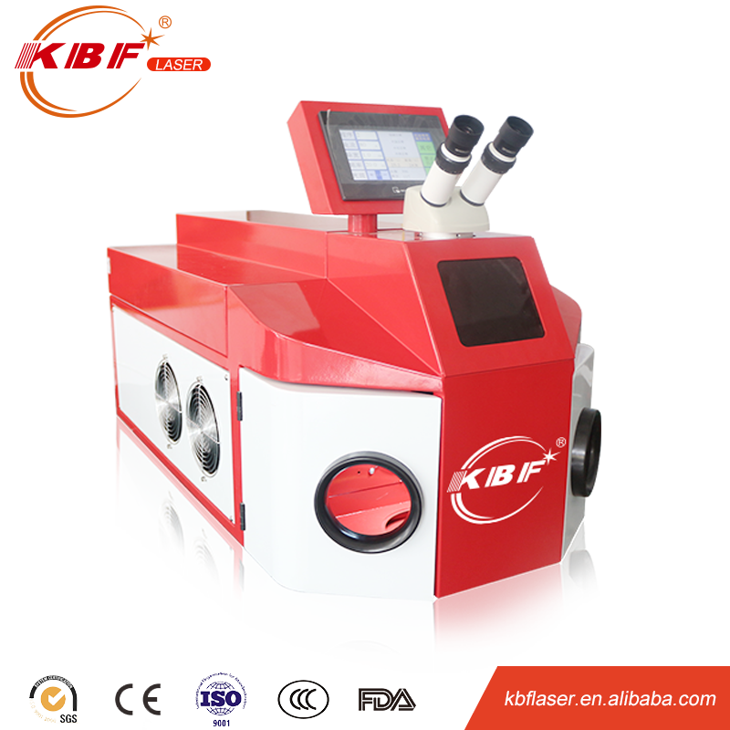 hot sale gold silver jewelry laser soldering machine price portable laser welding machine for sale