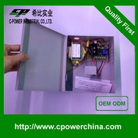 12v 5a UPS Power supply for door access control AC 100~240v DC12V 5A