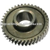 casting Gears for Heavy Machines