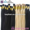 Factory supply remy virgin human hair pre bonded hair extension u tip hair extension