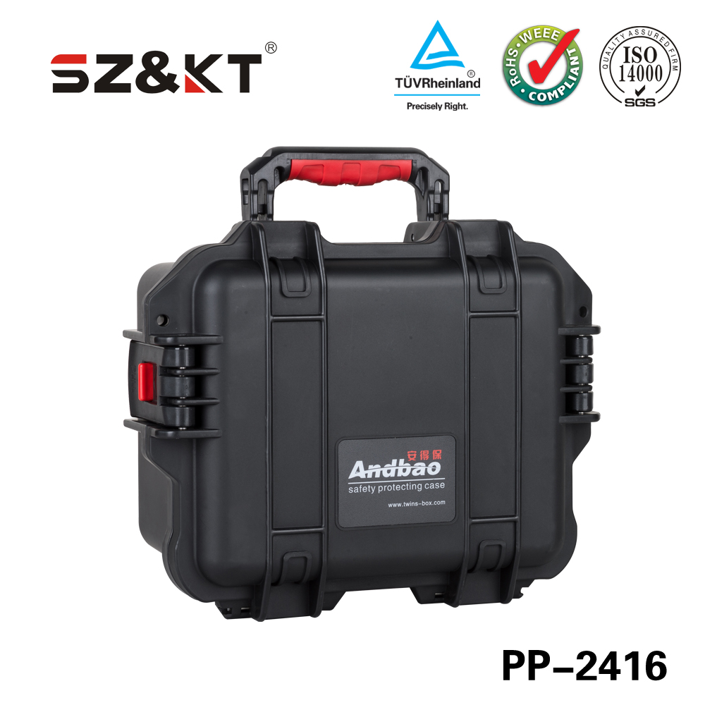 Plastic brief Case for equipment