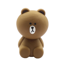 Japanese 3D Cartoon Animation Bear Eraser