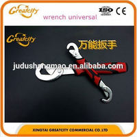 Non-sparking Beryllium Copper Alloy Tool Striking Open End Bent Wrench
