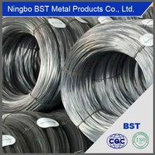 zinc aluminum alloy steel wire