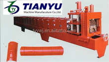 TY-hot sale 312 ridge cap roll forming machine