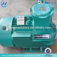 Face Mounted Three Phase YB3 Explosion Proof Electric Motor