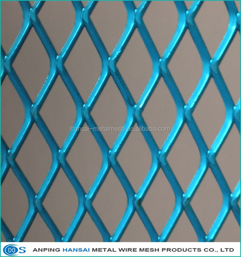 Hot sale of galvanized expanded metal mesh, strong and durable, anti acid and corrosion for construction. (factory)