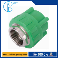 PPR Pipe Fitting Female Union Joint for Water Supply
