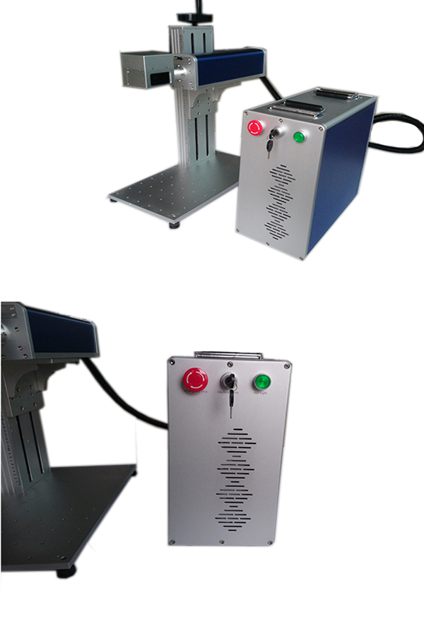 stainless steel laser etching machine