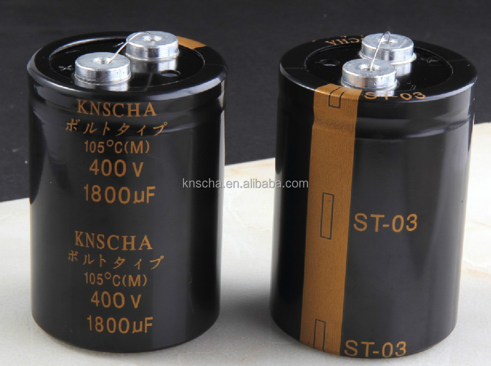 Wholesale all series screw feet vacuum aluminum electrolytic capacitors 22000 MFD 250V 450V