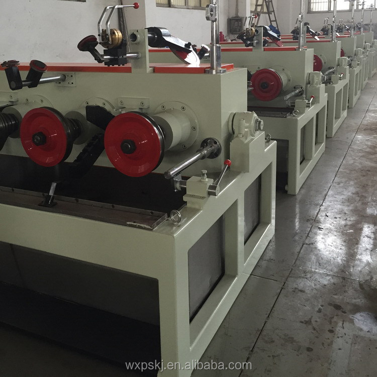 Alibaba china good function continuous lead wire making machine