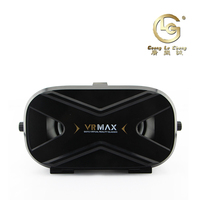 google cardboard vr box 2.0 hot sex video player 3D movie glasses