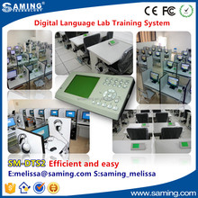Real time Interactive language learning and teaching lab Management