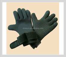 High quality Water Sports Neoprene gloves waterproof neoprene scuba diving gloves surfing gloves