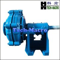 Heavy duty grease lubricated mining tailing centrifugal slurry pump series KAH(R)