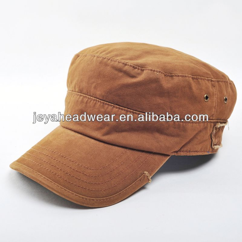 JEYA high quality wholesale military style hats