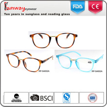RP-S4002A-Fashion design brand style PC reading glasses