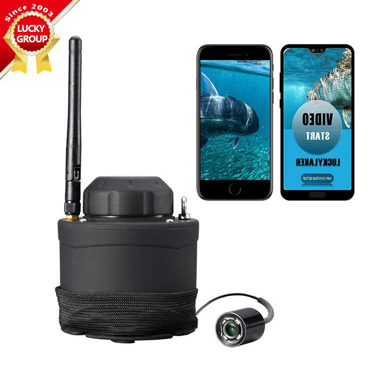 Lucky fishfinder FF3309 fish finder underwater fishing camera