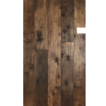 Unfinished European Birch Laminate Wooden Flooring