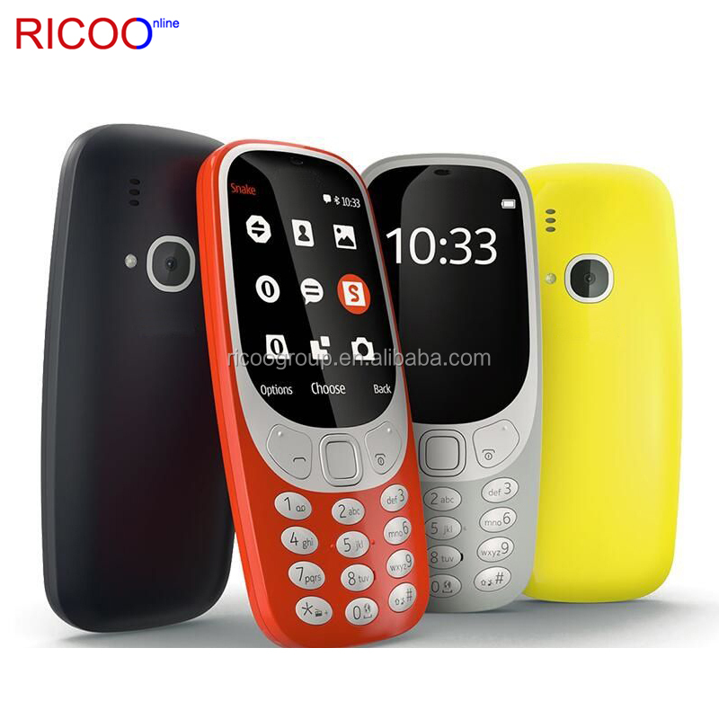 2017 New 3310 cell phone black market mobile phones