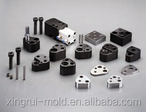 hot sell customize high quality all kinds of type cnc punches and die