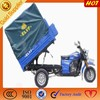 China new desgin tricycle cargo with three wheeled motozied cargo / Chine new moped cargo trike on sale