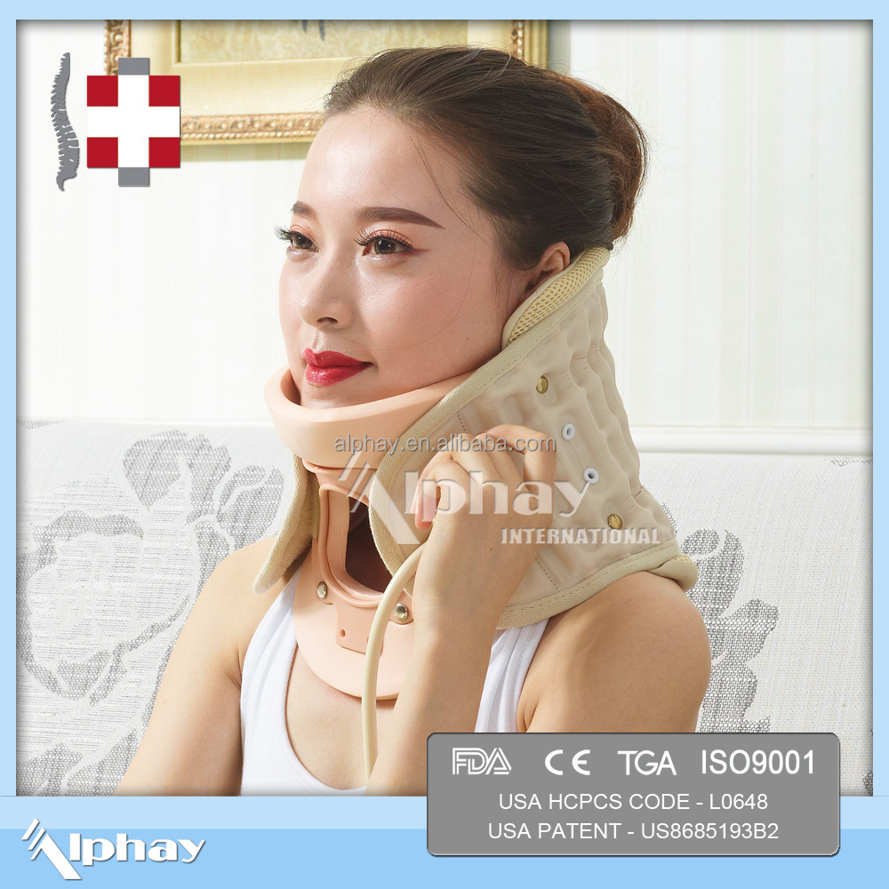2015 Top Selling Neck Cervical Therapy Equipment
