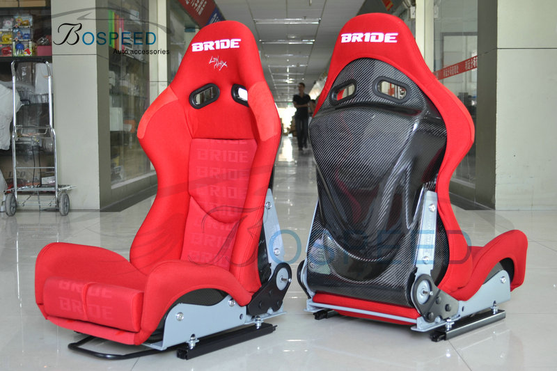 Bride Lowmax SPS FRP racing seats/buckets racing seats