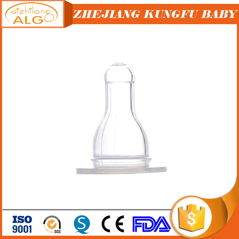 solid lengthen silicon pretty nipples for baby