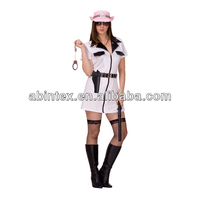 royal police lady costume (08-064)