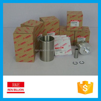 Supply 3D84-2 diesel engine liner kits for Yanmar