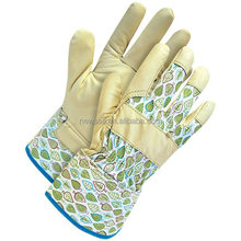 NEWSAIL Ladies design Grain pigskin leather gardening gloves/safety gloves/working gloves
