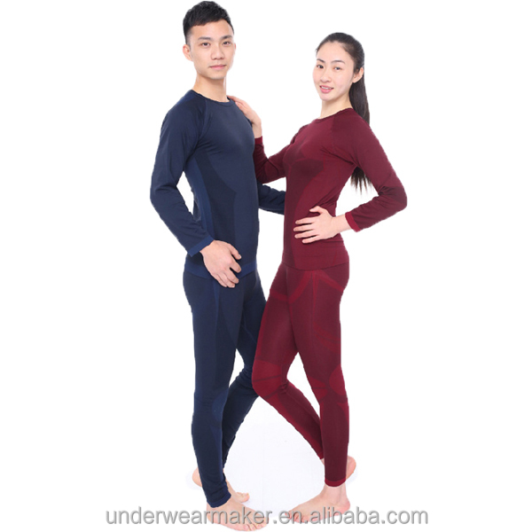 Hot Sale Best Thermal UnderwearMen's Quickly-dry Comfortable Long Johns Outdoor Sports Thermal Underwear Suit