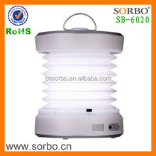 Novelty Promotional Battery Powered LED Flashing Lantern Lights,Emergency LED Portable Camping Light