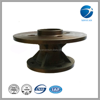 atv front wheel hub manufacturer casting production wheel bearing and hub