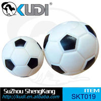 Made in china large football suqeaky ball dog toys