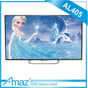 Chinese manafacturer Unbreakable LCD Dled Eled TV with Tempered Glass