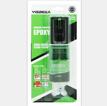 Visbella High Quality Epoxy AB glue -- Quick Dry 4 minutes for auto parts, equipment
