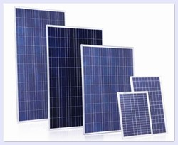 Polycrystalline Silicon Material and 990 * 1640 * 40 mm Size solar panel
