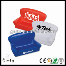 promotional pu foam mobile phone holder