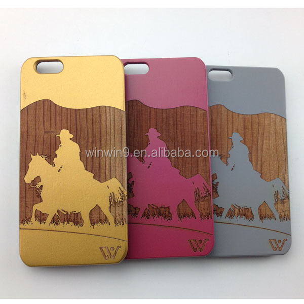 Ultra Thin wood display case for iphone 5s Wood TPU wholesale cell wood phone case for iphone 5s