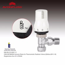 Avonflow Keymark Approved Temperature Control Thermostatic Valve TRV