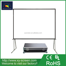XYSCREEN 2017 High quality fast fold projection screen