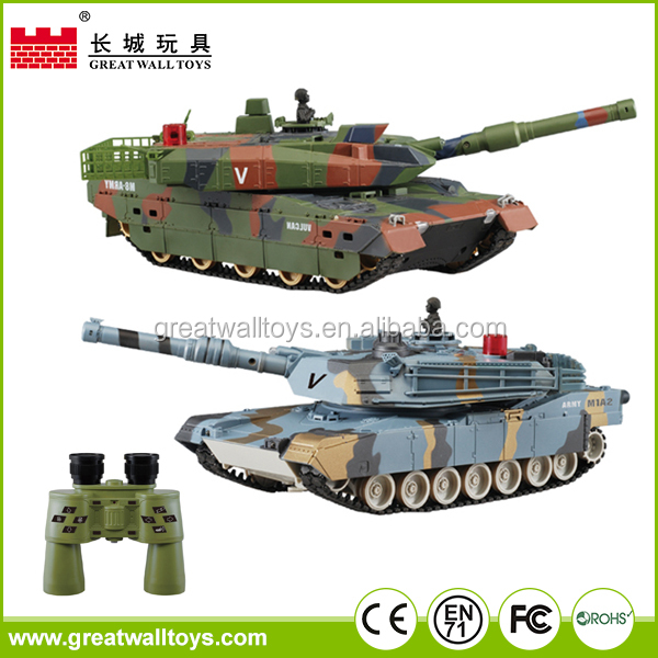 Best sale Multifunction remote control light rc tank tracks