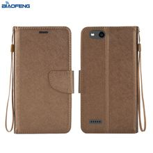 China Universal Soft Waterproof Beautiful Pu Leather Wallet Case Mobile Flip Cover For Zte Tempo X N9137