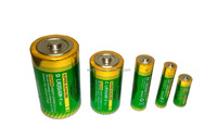 aa lr6 1.5v dry cell alkaline battery for remote control